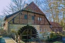Wassermühle bei Haus Welbergen