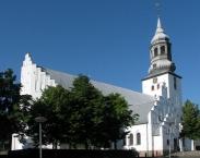 Budolfi Church in Aalborg