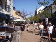 Frederikshavn, pedestrian zone