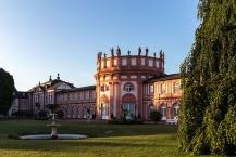 Schloss Biebrich, Nordseite