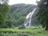 Powerscourt Waterfall, Enniskerry