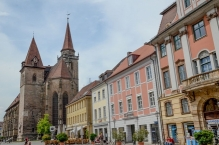 St. Johannis in Ansbach