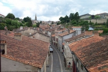 Rue de la Vau Saint-Jacques in Parthenay