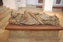Kloster Prüfening, Hochgrab des Abtes Erminold
