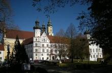 Klosteranlage St. Verena in Rot an der Rot