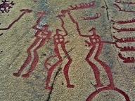Rock Carvings in Vitlycke