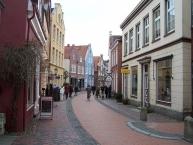 Leer, Altstadt