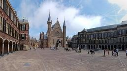 Den Haag, Binnenhof, inner courtyard