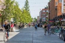 Kungsgatan in Umeå
