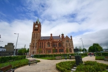 Guild Hall, Derry