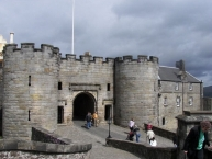 Forework Gatehouse of Stirling Castle