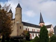 St. Maria und Potentinus, Kloster Steinfeld