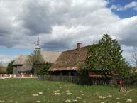 Open air museum in Dziekanowice