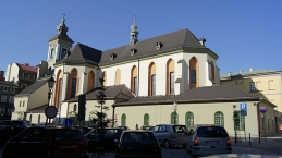 Church of Saint Mary Magdalene in Cieszyn