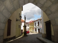 Nový Jičín, Kostelní ulice