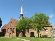 Aabenraa, St. Nikolai Church