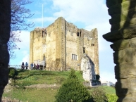 The Great Keep, Guildford castle