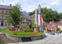 Bad Berneck, Marktplatz