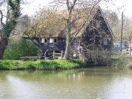 Michelham Priory, Watermill