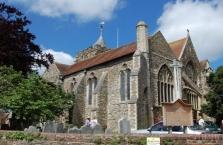 Rye, St Mary the Virgin Church