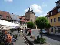 Meisenheim, Rapportierplatz am Untertor