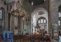 Périgueux, Cathédrale Saint-Front - Intérieur