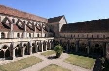 Abbaye de Noirlac, Kreuzgang