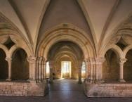 Abbaye de Noirlac, Kapitelsaal