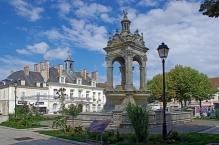 Châteaudun, Place du 18 octobre