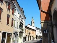 Sacile, Via Garibaldi