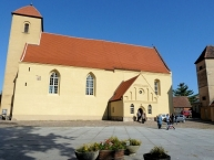Rheinsberg, parish church of St. Laurentius