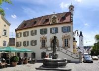 Fürstenfeldbruck,  Ehemals Bürgerhaus und Altes Rathaus