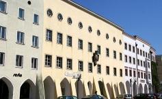 Mühldorf am Inn, Rathaus am Stadtplatz