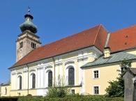 Mühldorf am Inn, Stadtpfarrkirche St. Nikolaus