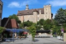 Castle of the Dukes of Bourbon in Montluçon