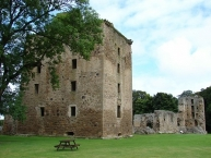 Spynie Palace, Davidʹs Tower