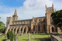Abteikirche in Dunfermline