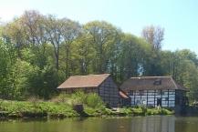 Watermill of Tüschenbroich Castle