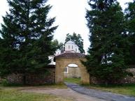 Kloster Lopushna Monastery