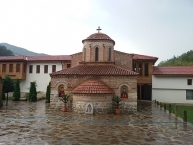 Lopushna Monastery