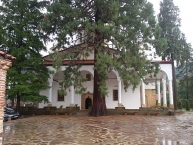 Kloster Lopushna