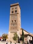 Teruel, Tower of the Church of San Martín
