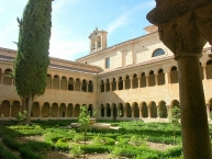 Kloster Santo Domingo de Silos, Kreuzgang