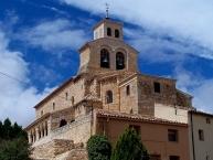 San Esteban de Gormaz, Kirche Nuestra Señora del Rivero