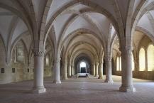 Alcobaça monastery, dormitory