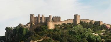 Óbidos, city wall and castle