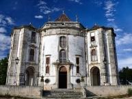 Sanctuary of Senhor Jésus da Pedra at Óbidos