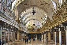 Palace of Mafra, Library