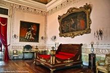 Palace of Mafra, Royal apartments