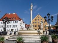 Friedberg, Marienbrunnen